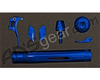 SP Shocker RSX Color Accent Kit - Blue