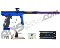 SP Shocker RSX Paintball Gun - Blue/Blue/Black
