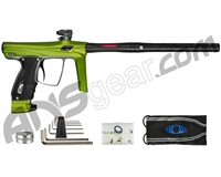 SP Shocker RSX Paintball Gun - Slime/Pewter/Black