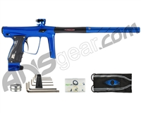 SP Shocker RSX Paintball Gun w/ Freak XL Barrel - Blue/Blue/Black