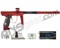 SP Shocker RSX Paintball Gun w/ Freak XL Barrel - Red/Red/Black