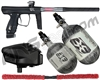 SP Shocker XLS Competition Paintball Gun Package Kit