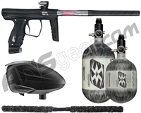 SP Shocker XLS Contender Paintball Gun Package Kit