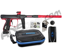 SP Shocker XLS Paintball Gun - Black/Red