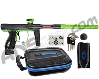 SP Shocker XLS Paintball Gun - Black/Slime