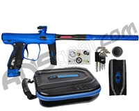 SP Shocker XLS Paintball Gun - Blue/Blue