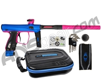 SP Shocker XLS Paintball Gun - Blue/Pink