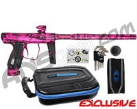 SP Shocker XLS Paintball Gun - Polished Acid Wash Pink