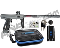 SP Shocker XLS Paintball Gun - Pewter/Pewter