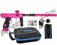SP Shocker XLS Paintball Gun - Pink/Pink