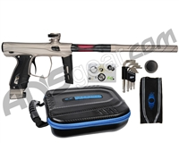SP Shocker XLS Paintball Gun - Stone/Stone