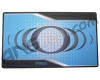 SP Shocker RSX Tech Mat - Black/Blue
