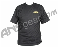 Stiffi Paintball Logo T-Shirt - Black