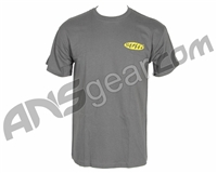 Stiffi Paintball Logo T-Shirt - Grey