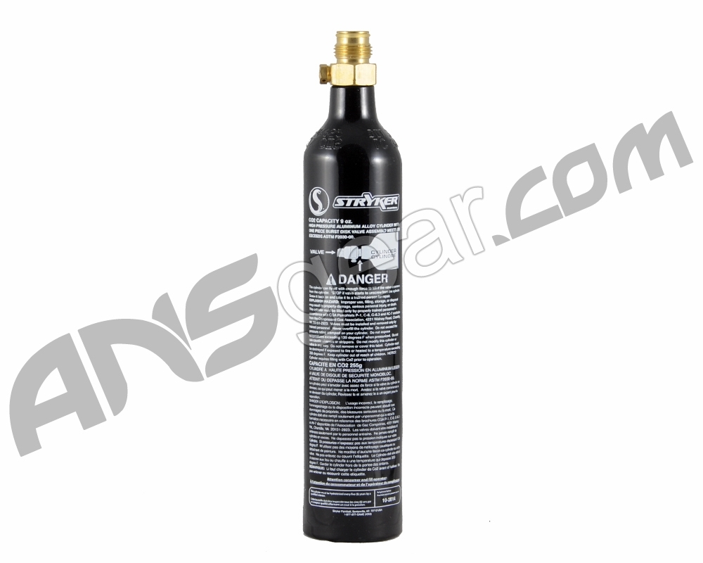 Stryker 9 Oz CO2 Tank