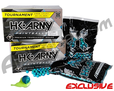 HK Army Tournament Paint Subscription - Yellow Fill - 2 Cases Delivered Monthly With Free Shipping