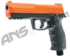 T4E .50 Cal P2P HDP Paintball Pistol - Orange/Black (2292131)