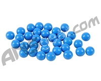 T4E .43 Caliber Precision Paintballs - 430 Rounds - Blue