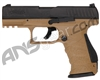 T4E .43 Cal Walther PPQ M2 LE Training Paintball Pistol (2292102) - FDE