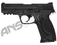 T4E .43 Cal Smith & Wesson M&P 2.0 Training Paintball Pistol (2292124) - Black