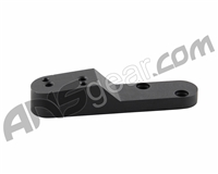 Taso Offset Drop Forward w/ Inline & Offset Holes - Black