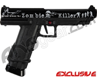 Tiberius Arms 8.1 Paintball Gun Pistol - Laser Engraved Zombie Killer