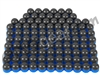 Tiberius Arms First Strike Paintballs 100 Count - Smoke/Blue Shell - Blue Fill