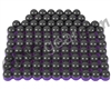 Tiberius Arms First Strike Paintballs 100 Count - Smoke/Purple Shell - Orange Fill