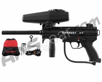 Tippmann A5 Semi Auto Paintball Marker - Black (T101041)