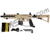 Tippmann US Army Project Salvo Paintball Gun - Tan