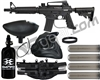 Tippmann Bravo One Elite Tactical Legendary Paintball Gun Package Kit