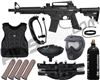 Tippmann Bravo One Elite Tactical Light Gun Paintball Gun Package Kit