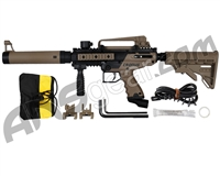 Tippmann .50 Caliber Cronus Paintball Gun - Tactical Edition - Black/Dark Earth