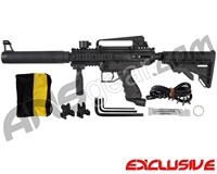 Tippmann Cronus Paintball Gun - Tactical Edition - Black/Black