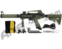 Tippmann Cronus Paintball Gun - Tactical Edition - Olive/Black