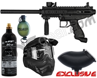 Tippmann Cronus Paintball Gun Grenadier Package - Black