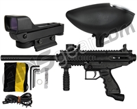 Tippmann Cronus w/ Loader & Red Dot Sight - Black