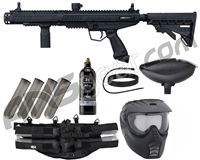 Tippmann Stormer Tactical Epic Paintball Gun Package Kit