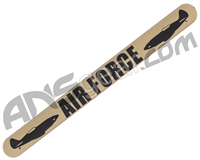 Tippmann A5/X7 Gun Tag - Air Force - Gold