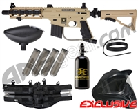 Tippmann US Army Project Salvo Legendary Paintball Gun Package Kit