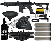 Tippmann Sierra One Legendary Paintball Gun Package Kit