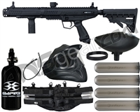 Tippmann Stormer Tactical Legendary Paintball Gun Package Kit