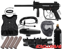 Tippmann A5 RT Light Gunner Paintball Gun Package Kit