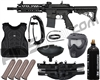 Tippmann TMC Light Gunner Paintball Gun Package Kit