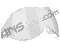 Tippmann Intrepid & Valor Single Anti-Fog Lens - Clear