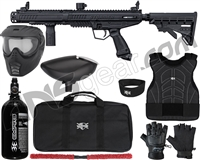 Tippmann Stormer Tactical Level 1 Protector Paintball Gun Package Kit