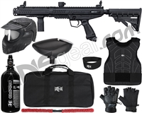 Tippmann Stormer Tactical Level 2 Protector Paintball Gun Package Kit