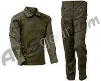 Tippmann Tactical TDU Paintball Jersey & Pant Combo - Olive