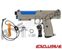 Tippmann TiPX Trufeed Paintball Pistol - Dark Earth/Cobalt
