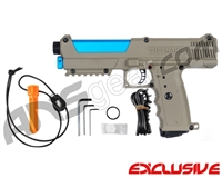 Tippmann TiPX Trufeed Paintball Pistol - Dark Earth/Dust Teal